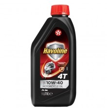 TEXACO Havoline 4T Motorcycle Oil 10w40 - (1L)